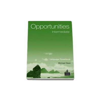 Michael Harris, Opportunities Intermediate Global Language Powerbook
