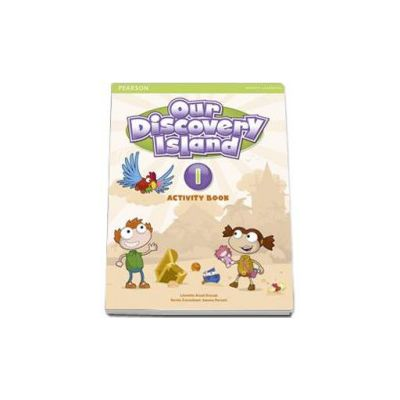 Linnette Erocak, Our Discovery Island Level 1 Activity Book and CD ROM