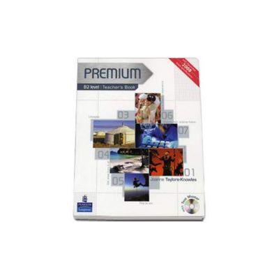 Premium B2 level. Teachers Book with Test Master CD-Rom pack (Dubicka Iwona)
