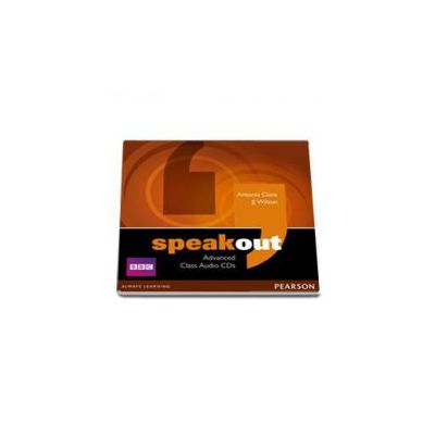 Clare Antonia, Speakout Advanced level class CD