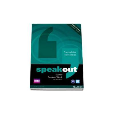 Speakout Starter level Students Book with ActiveBook (Frances Eales)