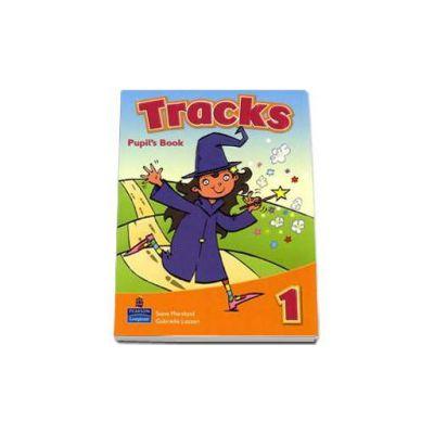Gabriella Lazzeri, Tracks 1 Pupils Book - Global