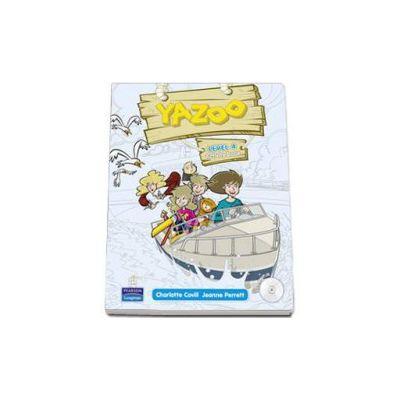 Yazoo level 4. Activity Book with CD-Rom (Jeanne Parett)