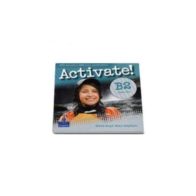 Elaine Boyd - Activate! B2 level class CDs 1-2