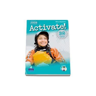 Activate! B2 level, Workbook with Key and iTests (Mary Stephens)