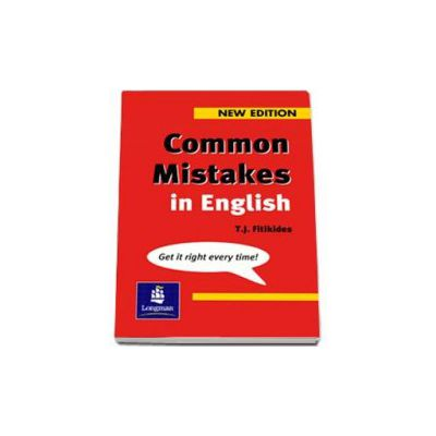 Common Mistakes in English. New Edition (T. J. Fitikides)