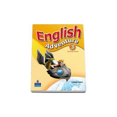 Hearn Izabella - English Adeventure, level 3. Activity Book