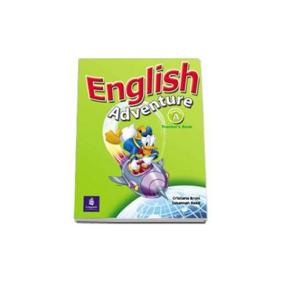 Cristiana Bruni, English Adventure Starter A. Teachers Book