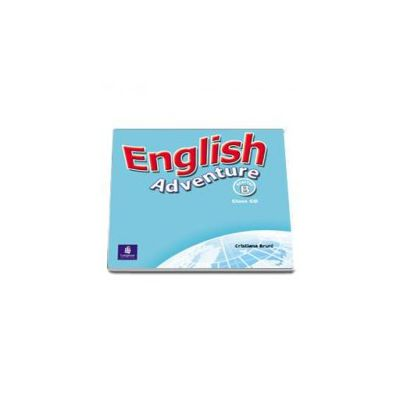 English Adventure Starter B - Class CD (Cristiana Bruni)