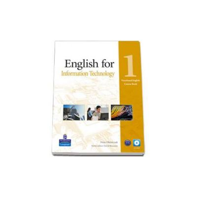 Maja Olejniczak, English for Information Technology, level 1. Coursebook with CD-Rom