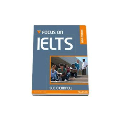 Focus on IELTS. Coursebook with iTests and CD-ROM pack. New Edition (Sue O Connel)