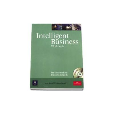 Intelligent Business Pre-Intermediate Coursebook - Irene Barrall
