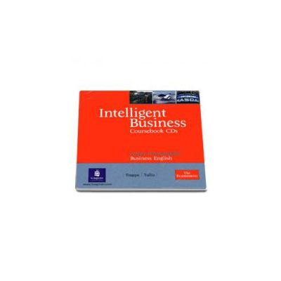 Intelligent Business Upper-Inttermediate coursebook CDs 1, 2