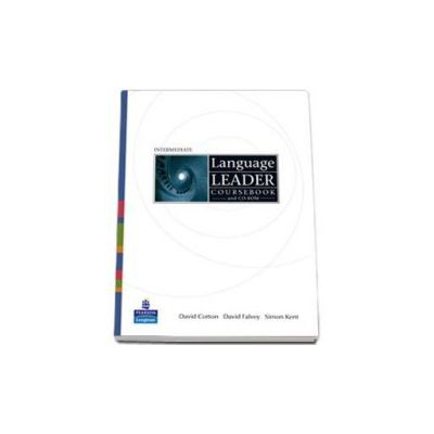 Language Leader Intermediate Coursebook with CD-ROM (David Cotton)