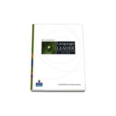 Gareth Rees, Language Leader Pre-Intermediate Coursebook with CD-ROM