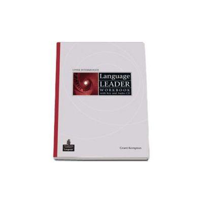 Language Leader Upper-Intermediate Workbook with Key and Audio CD (Grant Kempton)