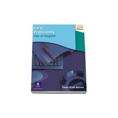 Fiona Scott Barrett, Longman Exam Skills. CPE Use of English Students Book
