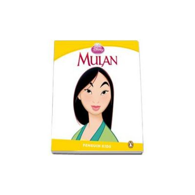 Mulan. Penguin Kids, Level 6 - Retold by Paul Shipton