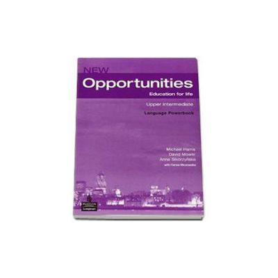 New Opportunities Upper-Intermediate Language Powerbook (Michael Harris)