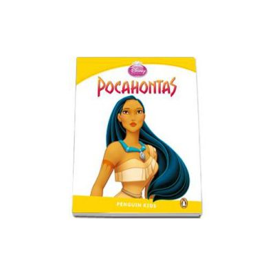 Pocahontas. Penguin Kids level 6 - Retold by Andrew Hopkins