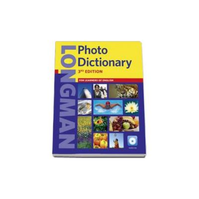 Longman Photo Dictionary. 3rd Edition with Audio CD