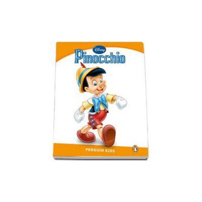 Pinocchio. Penguin Kids, level 3