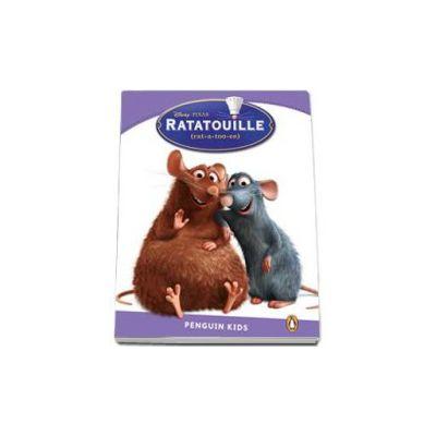 Paul Shipton, Ratatouille. Penguin Kids, level 5