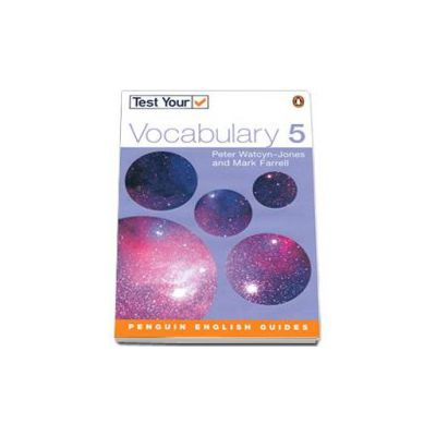 Test your vocabulary 5 NE - Peter Watcyn Jones