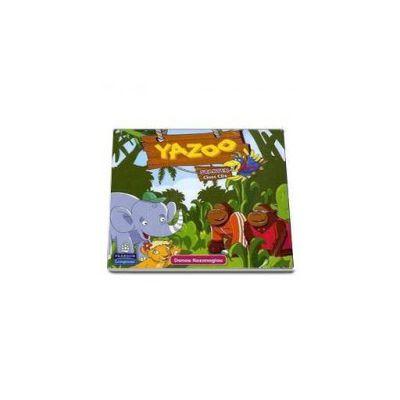 Danae Kozanoglou, Yazoo Starter level class CD (2 CDs)