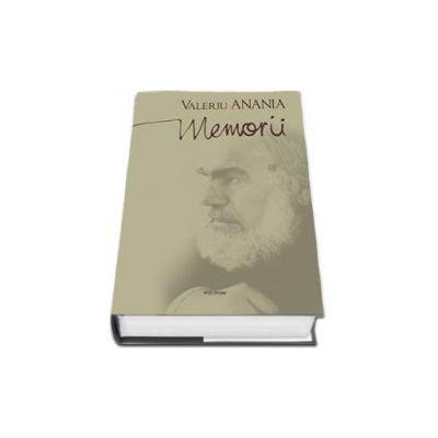 Valeriu Anania, Memorii - Editie cu coperti cartonate