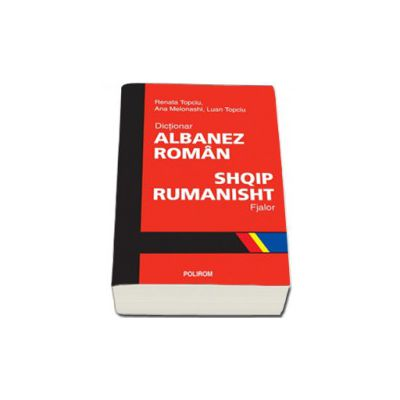 Dictionar albanez-roman