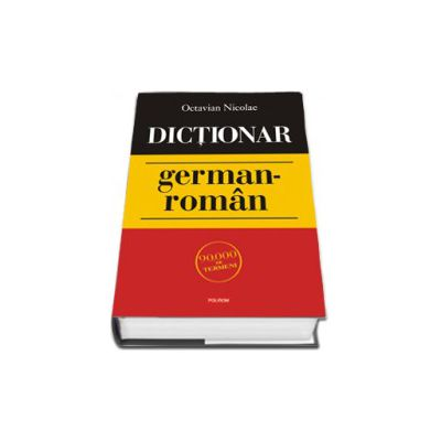 Dictionar german-roman. Editie cartonata