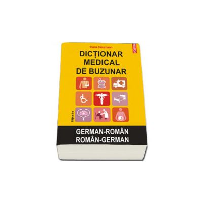 Dictionar medical de buzunar german-roman/roman-german