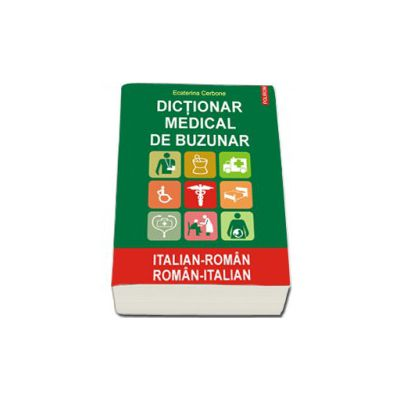 Dictionar medical de buzunar italian-roman/roman-italian