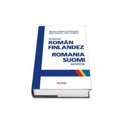 Dictionar roman-finlandez. Romania-suomi sanakirja. Editie Cartonata