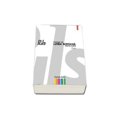 Puls. Manual de limba romana pentru straini. Curs