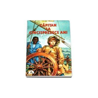 Jules Verne - Capitan la cincisprezece ani - Colectia Piccolino