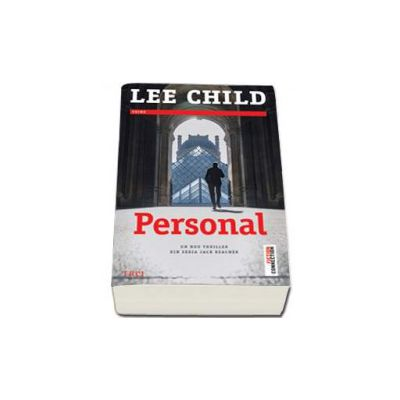 Lee Child, Personal - Un nou thriller din seria Jack Reacher