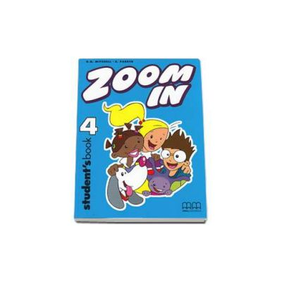 Zoom In level 4 Students Book (Mitchell H. Q.)