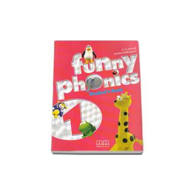Funny Phonics level 1 Students Book (Mitchell H. Q.)