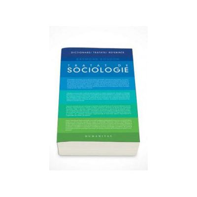 Raymond Boudon, Tratat de sociologie