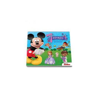 Disney Junior. 7 povesti pentru toata saptamana - Editie cu coperti cartonate