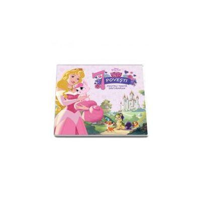 Palace Pets. 7 povesti pentru toata saptamana - Editie cu coperti cartonate (Disney)