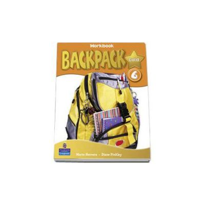 Herrera Mario, Backpack Gold level 6 Workbook