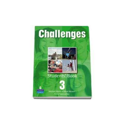 Michael Harris - Challenges level 3 Global. Student Book