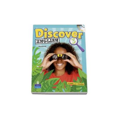 Hearn Izabella, Discover English Global level 3 Activity Book with CD-Rom