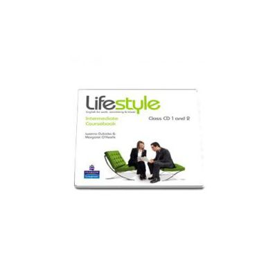 Iwona Dubicka, Lifestyle Intermediate level Class Audio CD (2 CDs)