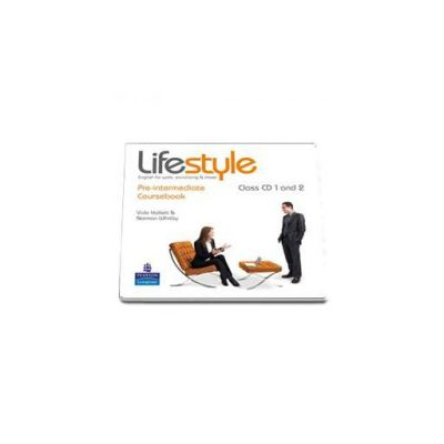 Norman Whitby, Lifestyle Pre-Itermediate class CD (2 CDs)