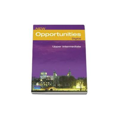 Michael Harris, New Opportunities Upper-Intermediate level. Interactive Whiteboard - CD