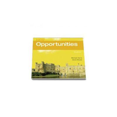 Michael Harris, Oportunitties Global Beginner level class CD - New Edition